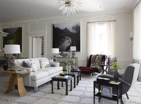 Cullman kravis interior design for Interior decorator westchester ny